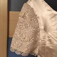 Отдается в дар Свадебное платье 44-46 рост 170-175