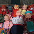Отдается в дар Кукольный театр