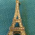 Отдается в дар брошь «Эйфелева башня», бижутерия