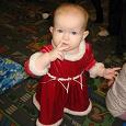 Отдается в дар Платье на Новый Год для принцесски