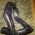 Отдается в дар Туфли женские. Размер 36.