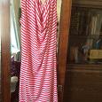 Отдается в дар Платье женское летнее (примерно 42 — 44 размер)