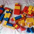 Отдается в дар Конструктор, совместим с Лего дупло