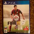 Отдается в дар FIFA 15 (PS4)