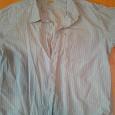 Отдается в дар Рубашка мужская летняя офисная