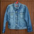 Отдается в дар Куртка мужская джинсовая, размер 48-50