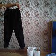 Отдается в дар дарю брюки на мальчика черные рост 135-140 см зимние