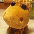 Отдается в дар Мягкая игрушка Жираф