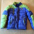 Отдается в дар Куртка детская, мальчикам 4-6 лет
