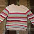 Отдается в дар свитер на девочку рост 125-130 см