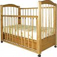Отдается в дар Детская кроватка Карина на колесах