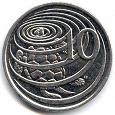 Отдается в дар монета Каймановых островов
