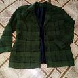 Отдается в дар пиджак женский 50-52 р-р