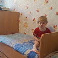 Отдается в дар Детская кроватка-трансформер б/у