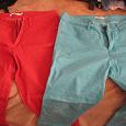 Отдается в дар цветные джинсы 44-46