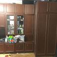 Отдается в дар Мебель: мебельная стенка и письменный стол