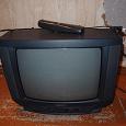 Отдается в дар Телевизор кинескопный Samsung CS-14C8R