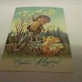 Отдается в дар открытки «8 марта»