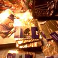 Отдается в дар Обертки от шоколадок.