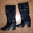 Отдается в дар Женская обувь б/у 35-36 размер