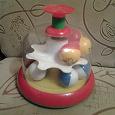 Отдается в дар Развивающая игрушка Юла с шарами