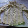 Отдается в дар школьные блузки рубашки для девочки