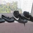 Отдается в дар обувь 36 размер на осень