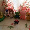 Отдается в дар игрушки для ванны малышам