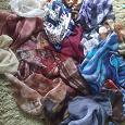 Отдается в дар платочки и шарфики