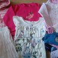 Отдается в дар Детская одежда на рост 100-110