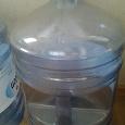 Отдается в дар Бутыли для воды 19 литров