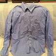 Отдается в дар Мужская рубашка, размер XL (50)