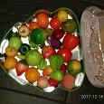 Отдается в дар Игрушечные овощи и фрукты