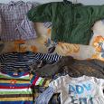 Отдается в дар Детская одежда на мальчика, р. 95-100