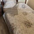 Отдается в дар Комплект постельного белья (евро)