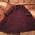 Отдается в дар Пальто-плащ женское 54-58 размера