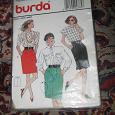 Отдается в дар Выкройки Burda