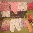 Отдается в дар Одежда на девочку размер 80 (возраст 1 год)