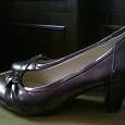 Отдается в дар Женские туфли (38 размер)