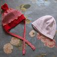 Отдается в дар Легкие шапочки девочке