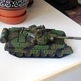 Отдается в дар Модель танка Т-72