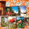 Отдается в дар календарики, открытка СССР стерео
