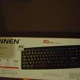 Отдается в дар Новая клавиатура Sonnen