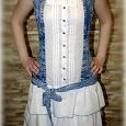 Отдается в дар Платье женское оригинальное