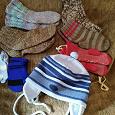 Отдается в дар Зимнее малышам — носки, шапка, рукавички