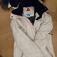 Отдается в дар куртка коламбия белая 42 размер 170 рост