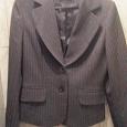 Отдается в дар пиджак 46 размер