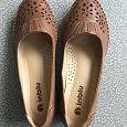Отдается в дар Новые туфли 41 размер