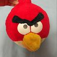 Отдается в дар Подушка Angry Birds.