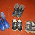 Отдается в дар Обувь детская 28-31 размеры